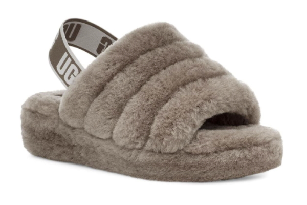Image of UGGs slippers as a gift idea for Valentine's Day