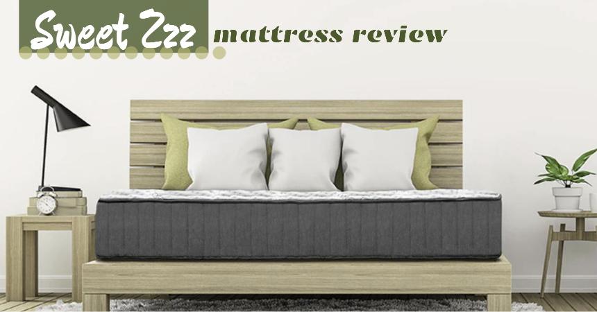 Sweet Zzz Natures Novel Mattress Review